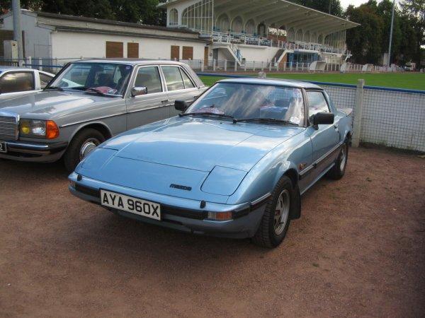 Mazda RX7 1980