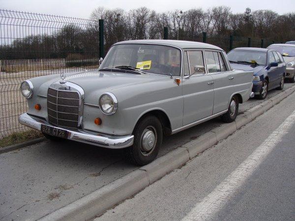Mercedes 190 DC W110 1961