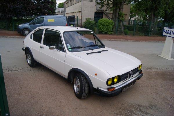 Alfa Romeo Alfasud TI 1978