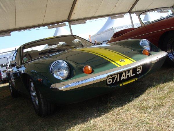 Lotus Europa S2 T54 1958