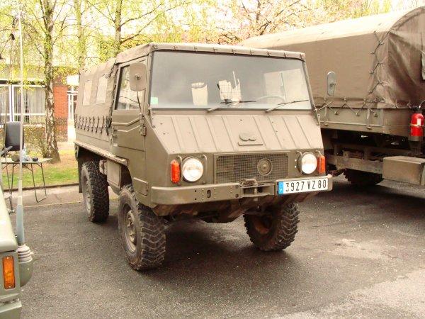 Steyr-Puch Pinzgauer 1971