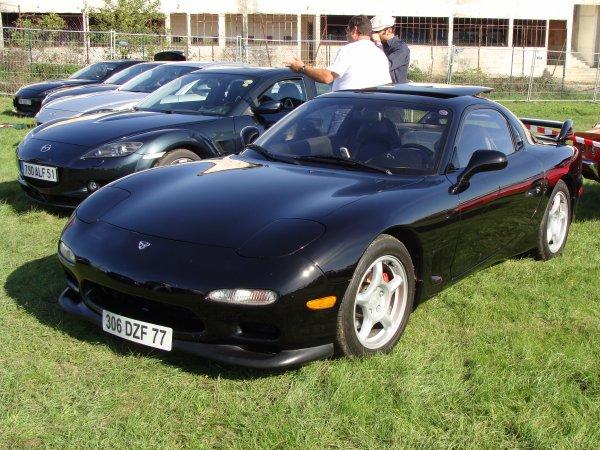Mazda RX7 1991