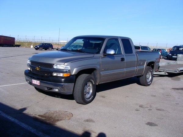Chevrolet Silverado HD 1999