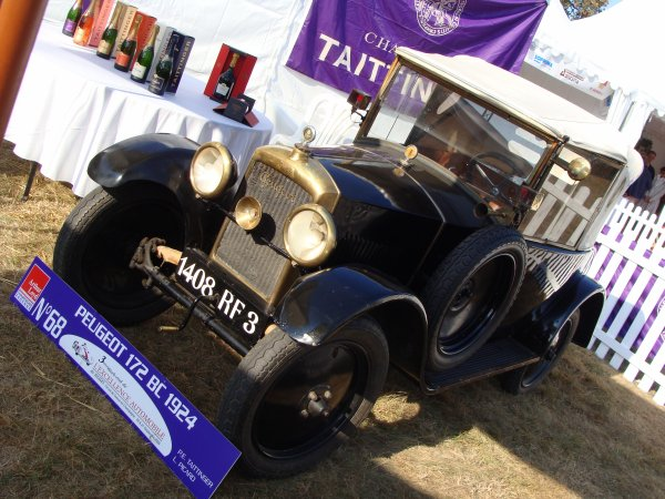 Peugeot 172 BC 1924