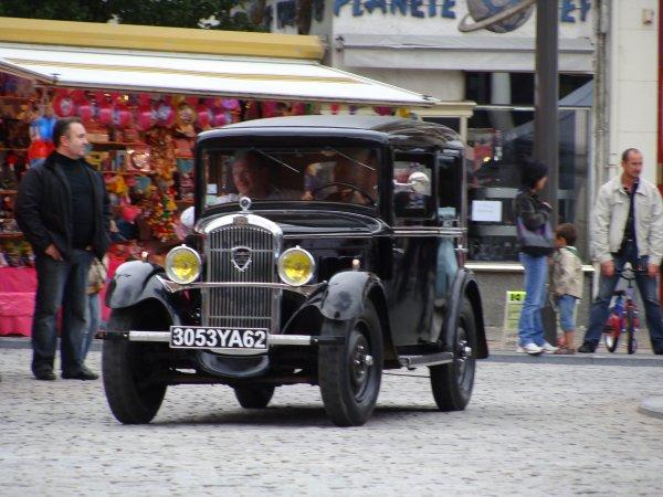 Peugeot 201 C 1931