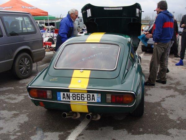 Triumph GT6 MK III 1970