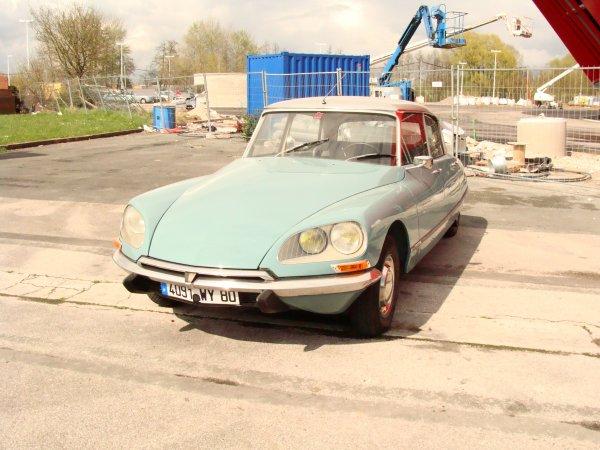 Citroën DS 1967