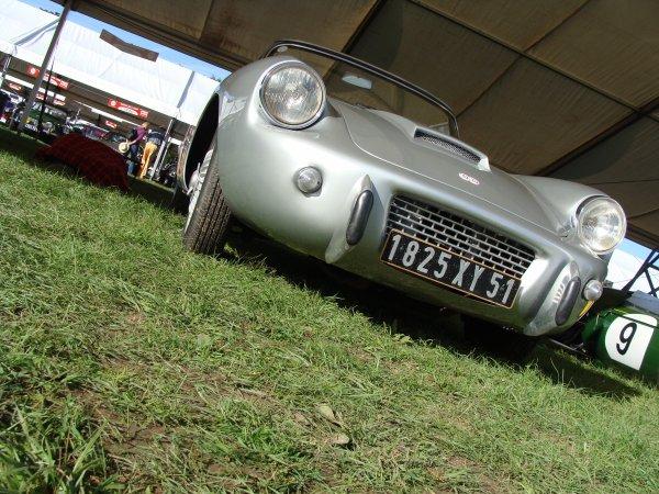DB Le Mans 1958