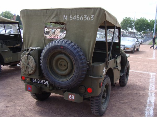 Willys MB 1943