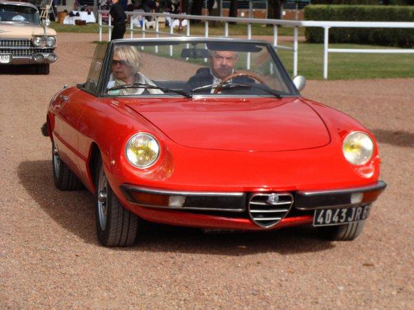 Alfa Romeo Spider 1969