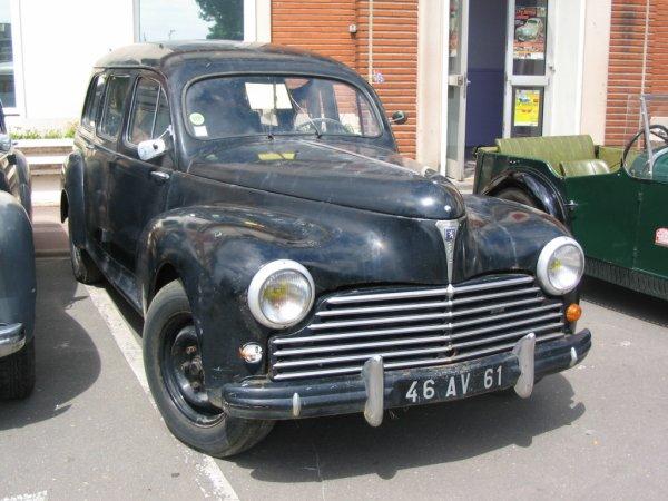 Peugeot 203 Commerciale 1953