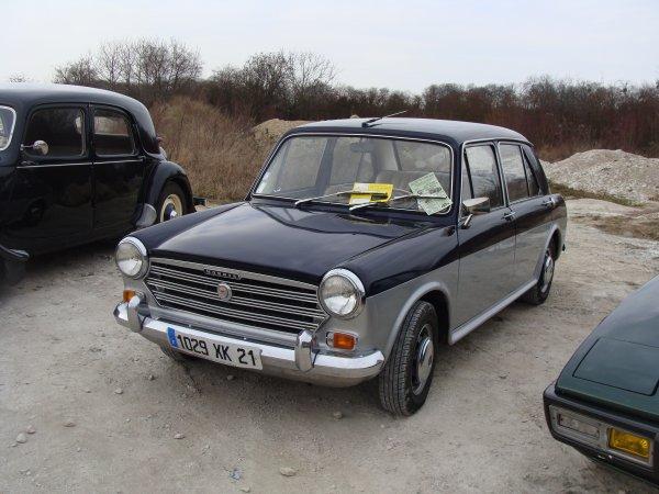 Morris 1300 MK II 1967