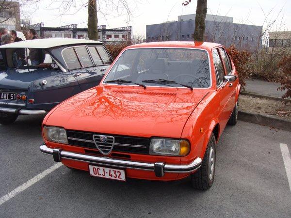 Alfa Romeo Alfasud 1973