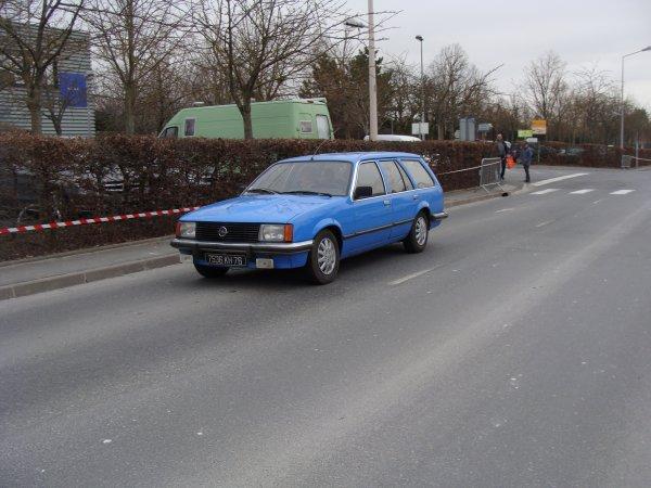 Opel Rekord E 1977
