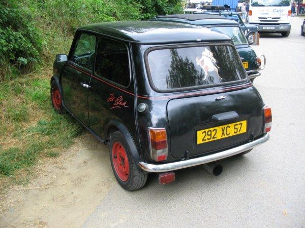 Mini Jet Black 1988
