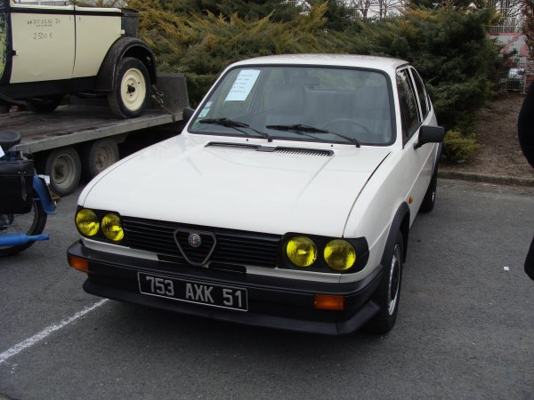 Alfa Romeo Alfasud Ti 1980