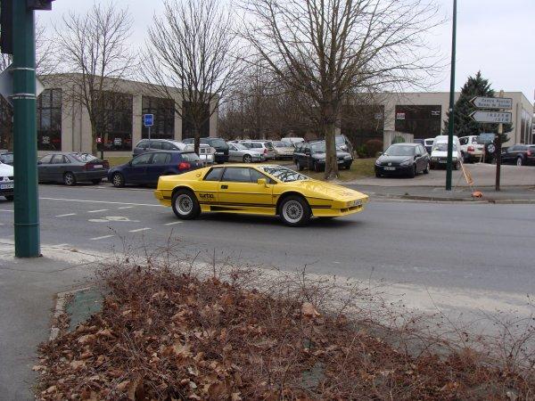 Lotus Esprit Turbo 1980