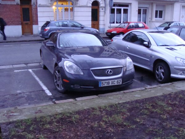 Lexus SC 430 2005