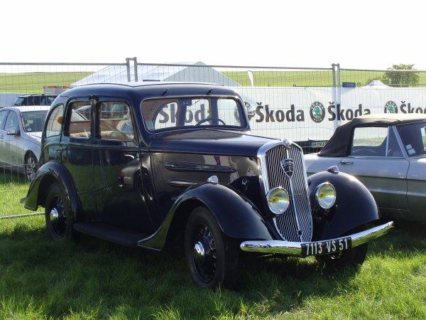 Peugeot 201 M 1936