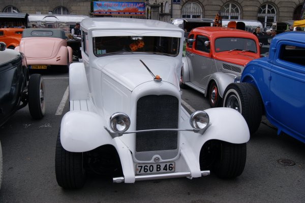 "Citroën C4 ""hot rod"""