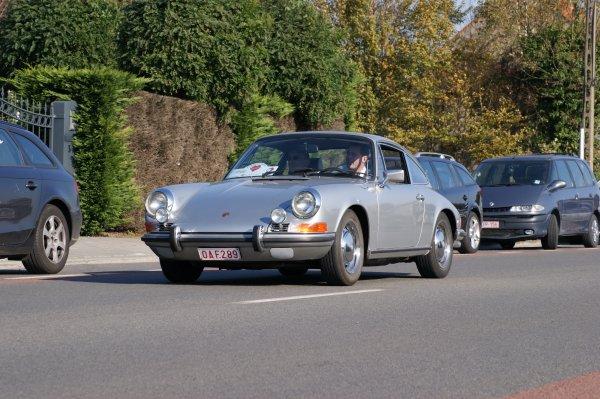 Porsche 911 T 1967