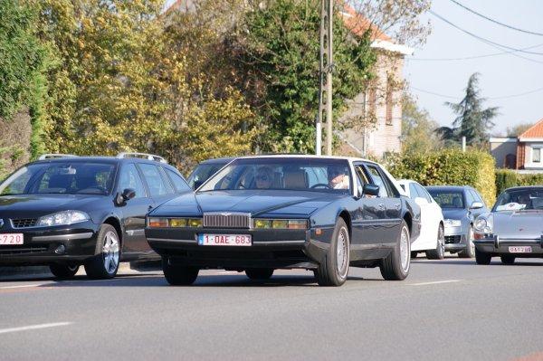 Aston Martin Lagonda 1976