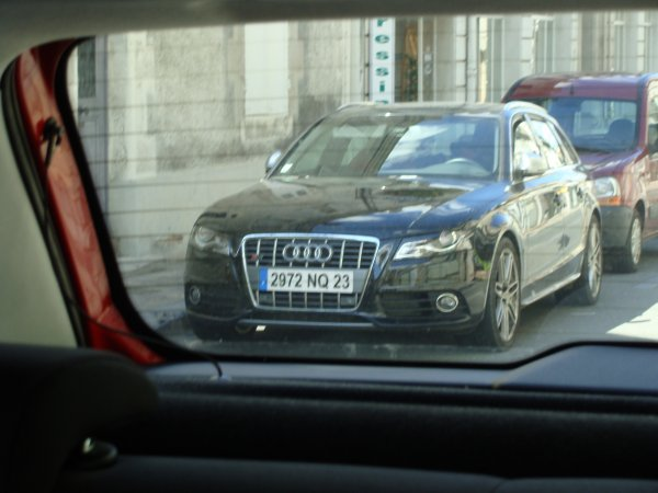 Audi S4 B8 2008