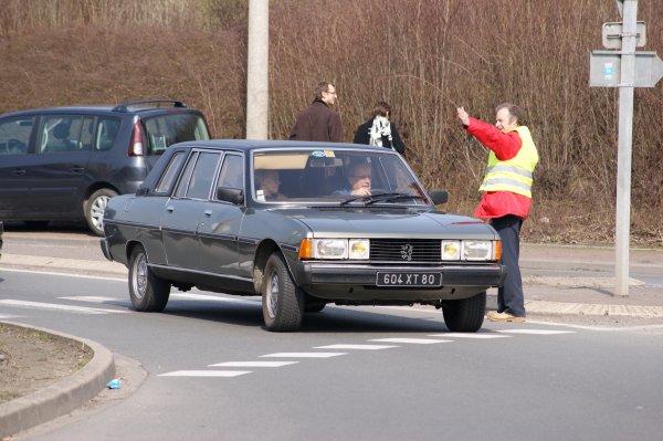 Peugeot 604 Limousine Heuliez 1981