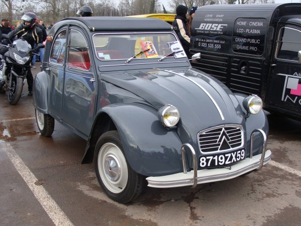 citroen 2cv azam 1963. Black Bedroom Furniture Sets. Home Design Ideas