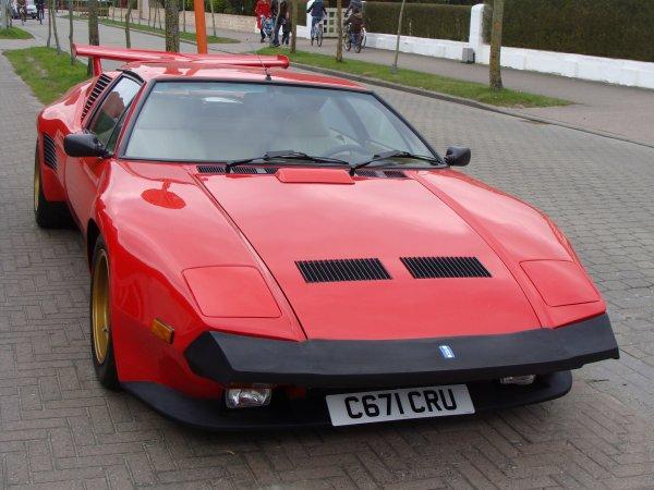 De Tomaso Pantera GT5S Turbo 1986