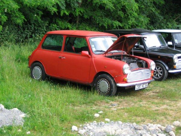 Mini MK IV 1986