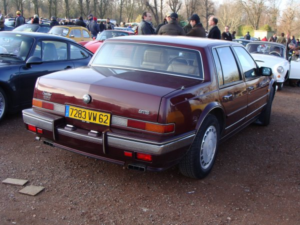Cadillac Seville STS 1985