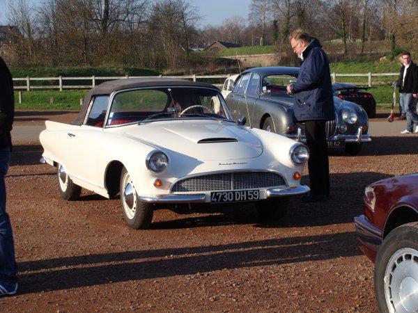 Auto Union Spider 1961