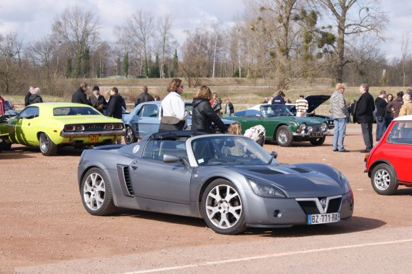 Vauxhall VX 220 Turbo 2003
