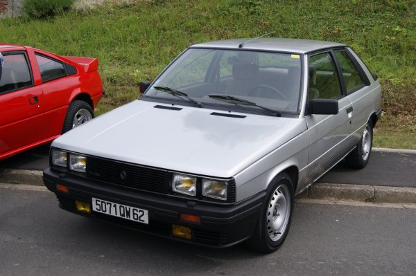 Renault 11 Turbo 1983
