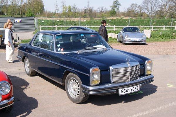 Mercedes CE W114 1974