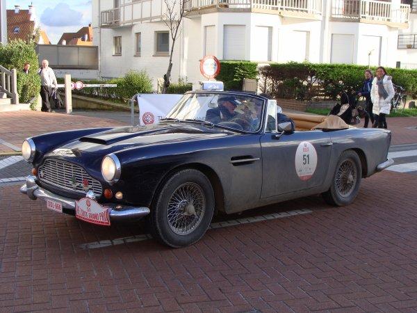 Aston Martin DB4 Volante 1961