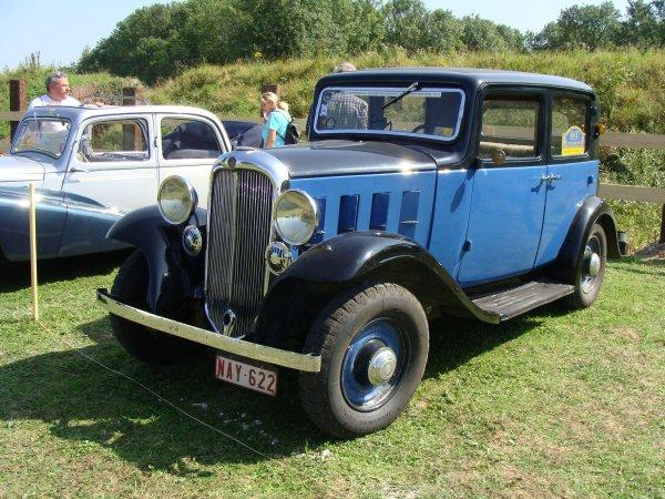 Citroën Rosalie 8A