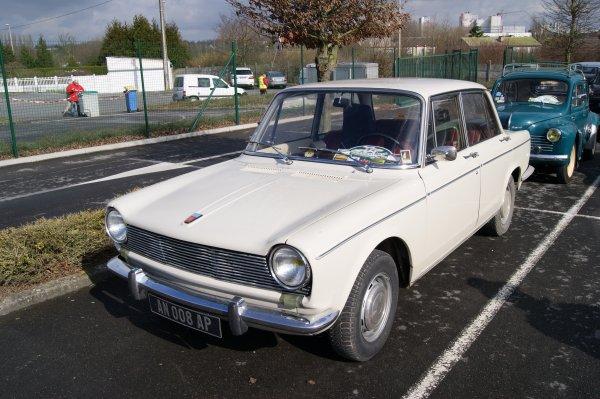 Simca 1500 1963
