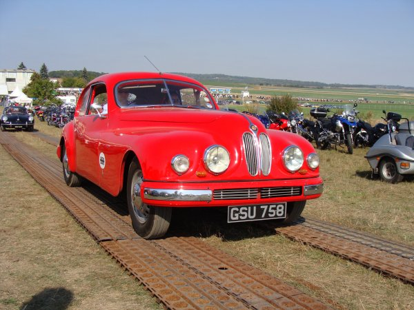 Bristol 401 1948