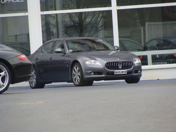 Maserati Quattroporte S 2008