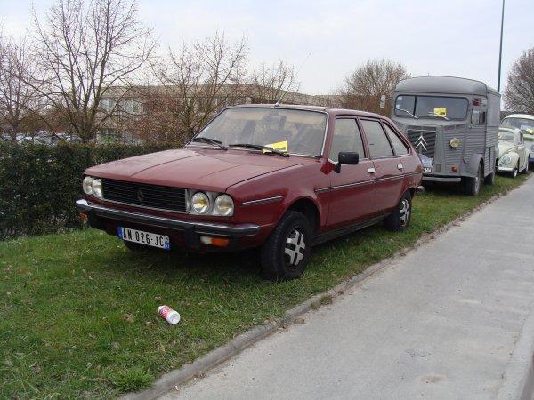 Renault 30 1981
