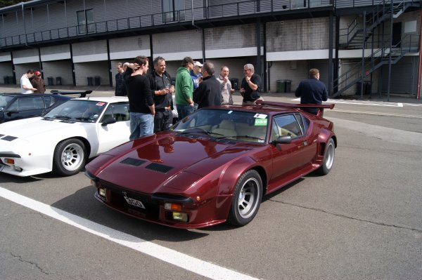 De Tomaso Pantera GT5 1981