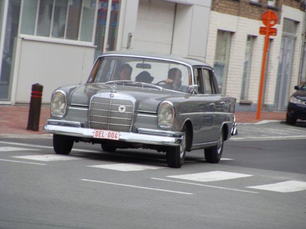 Mercedes S W111 1959