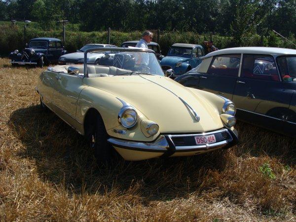 Citroën DS 1962