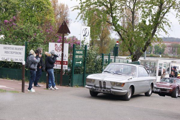 BMW 2000 CS 1965