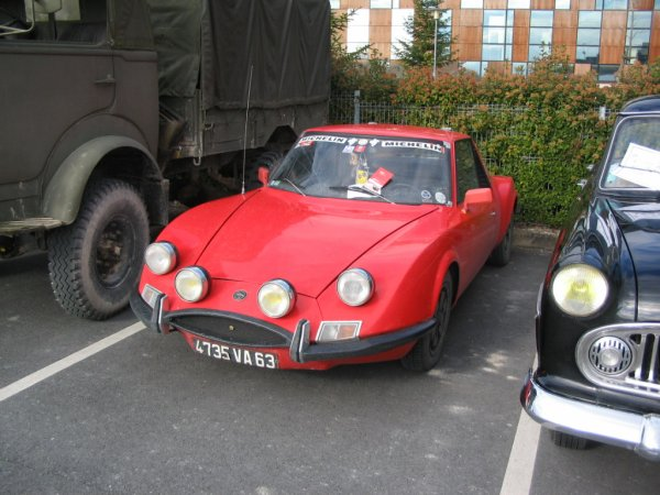 Matra 530 SX 1971
