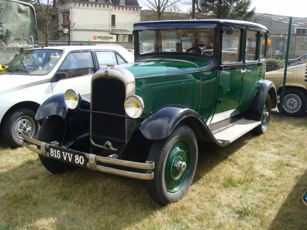 Citroën C4 1928