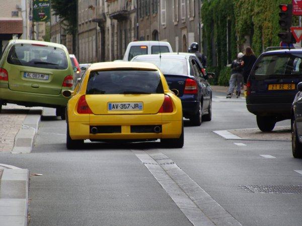 Renault Clio V6 1999