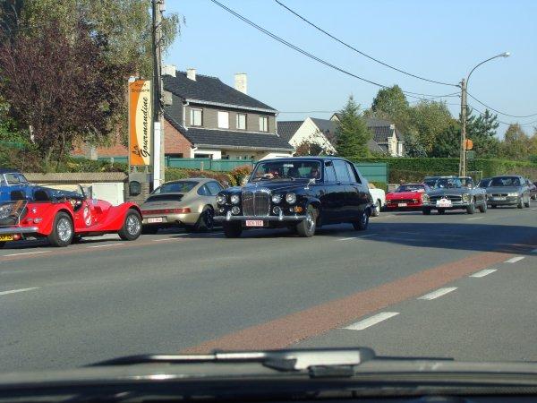 Daimler DS 420 1968